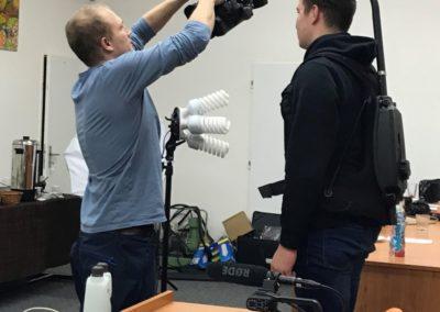 Filmařský workshop: ENVOFILM